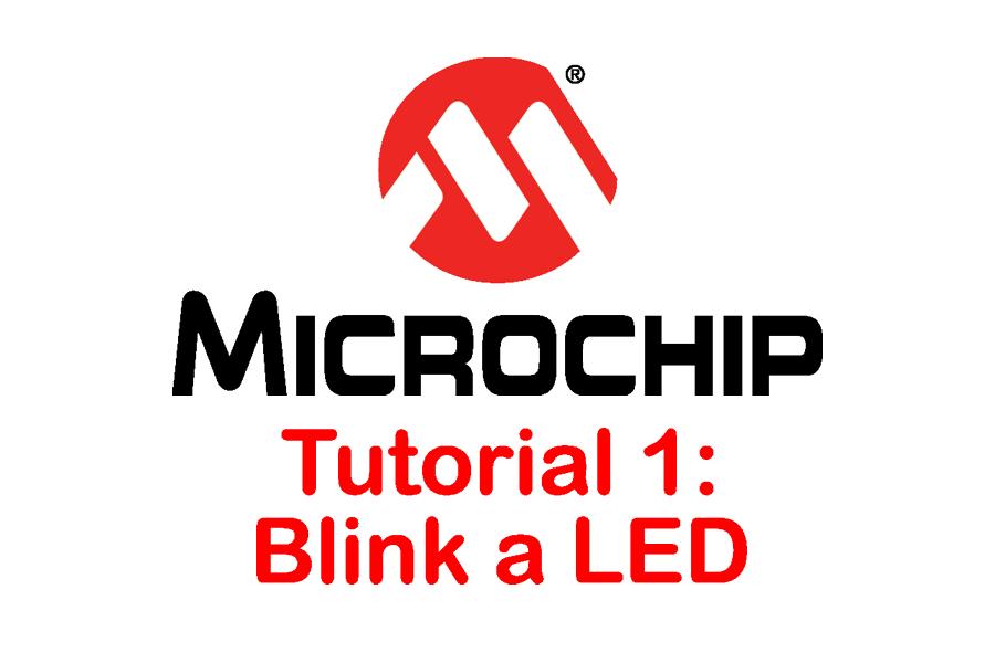 PIC – Tutorial 1: accendiamo il nostro primo LED (blink a LED)