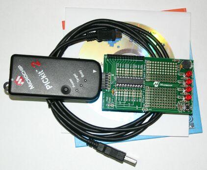Programmare un PIC Microchip con PICKit 2