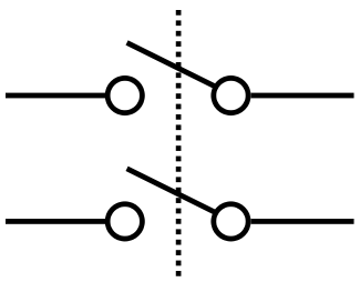 DPST-symbol