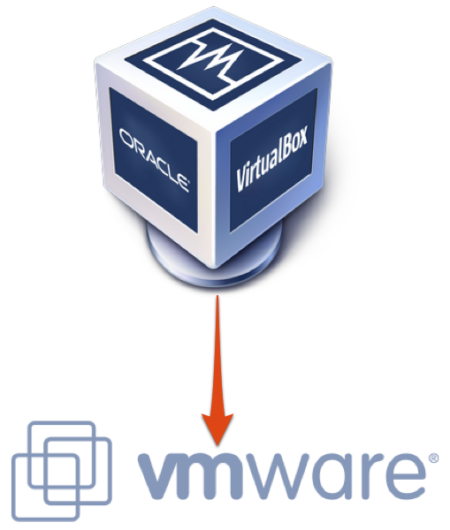Convertire .VDI in .VMDK: VirtualBox to VMWare Player/Workstation