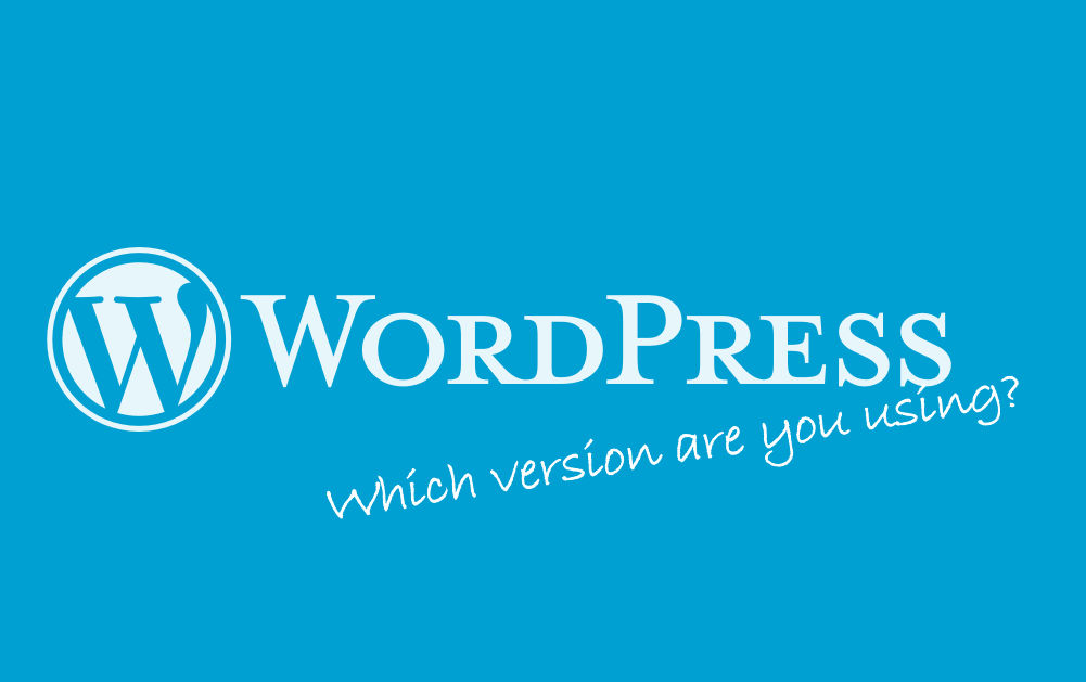 Come controllare la versione di WordPress in uso