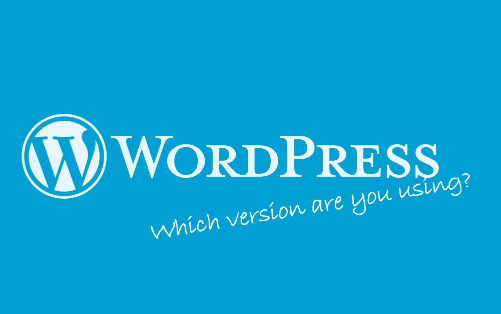 Come controllare la versione di WordPress in uso